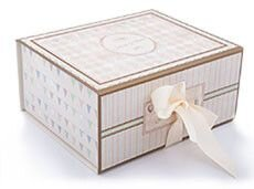 Magnetic Box Mother & Baby - L