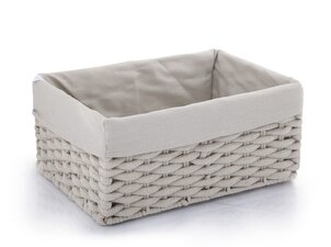 Baskets Basket Lining Dark Grey - L