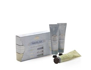 Cosmetice travel size Set cadou Trio Kit Jasmine