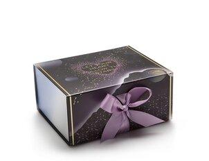 Cutii pentru cadouri Cutie cu magnet Floral Galaxy - S