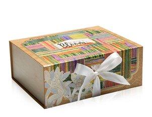 Cutii pentru cadouri Cutie cu magnet Be always in Bloom - L