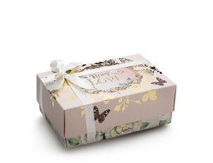 Gift Boxes Rectangle Box Rosy Love - XS