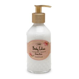 Hand Creams and Treatments Body Lotion - Bottle Green Rose