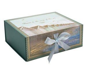 Cutii pentru cadouri Cutie cu magnet Summer - L