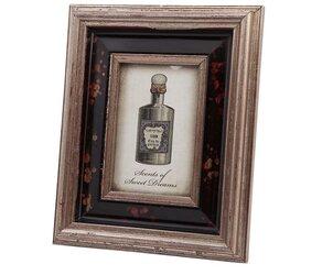 Pentru casă Poză decorativă Ramă neagră & aurie