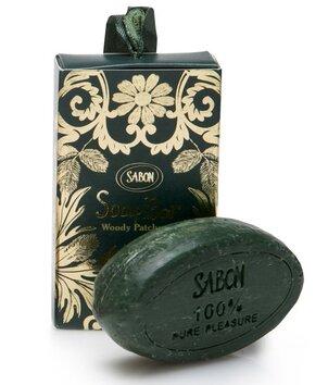 Cosmetice travel size Săpun cu ulei de palmier Woody Patchouli
