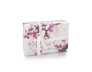 Cutii pentru cadouri Cutie dreptunghiulară Rose Splash - XS
