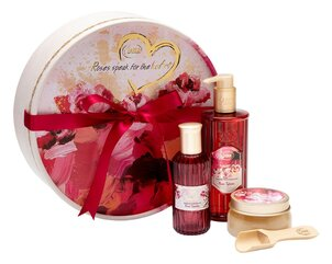 Catalog de produse Set cadou Roses speak for the heart