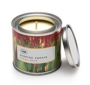 Lumânări parfumate Lumânare în cutie Green Rose
