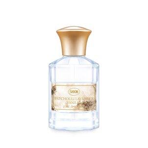 Eau de SABON Patchouli - Lavender - Vanilla