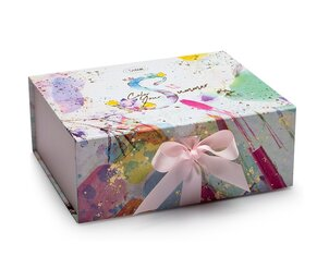 Gift Boxes Magnetic Box Color your Summer - L