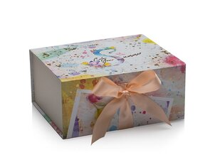 Gift Boxes Magnetic Box Color your summer - S