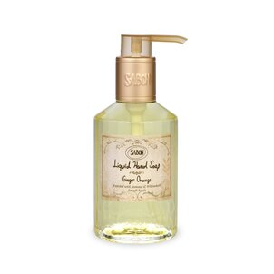 Bath Salt Hand Soap Ginger - Orange