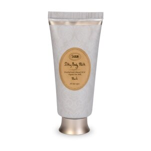Hand Creams and Treatments Silky Body Milk - Tube Musk