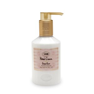 Body Scrubs and Treatments Hand Cream Green Rose