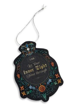 Decorative Objects Car Air Freshener Shiny Spice