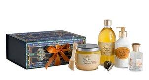 Gift Boxes Gift Set Ginger-Orange