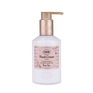 Body Scrubs and Treatments Hand Cream Rose Tea