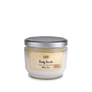 Exfoliant mare White Tea