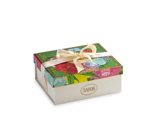 Spring Gifts Logo Box Floral Bloom - S