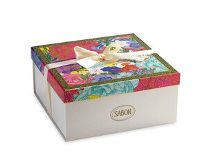 Spring Gifts Logo Box Floral Bloom - L