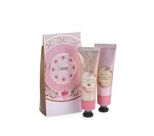 Spring Gifts Gift Set Rose Tea - S