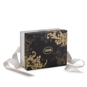 Gift Boxes Logo Box Brown - S
