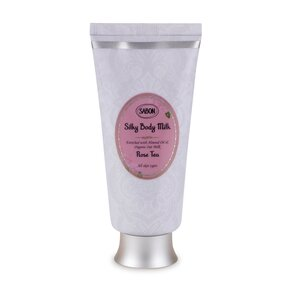 Body Scrubs and Treatments Silky Body Milk - Tube Rose Tea