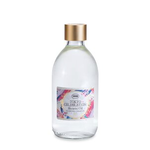 Shower Oil PET Clear Dream