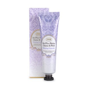 Face Treatments Mini Face polisher 2 in 1 Lavender