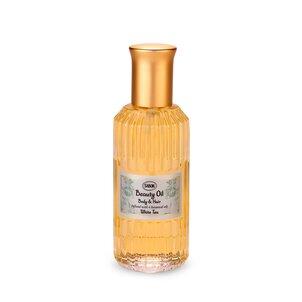 Exfoliante pentru corp Beauty Oil White Tea