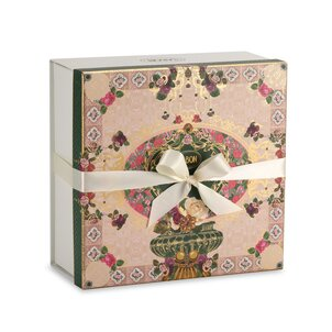 Spring Gifts Logo Box Festive Roses - L