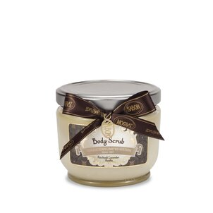 Spring Gifts Large Body Scrub Patchouli - Lavender - Vanilla LE