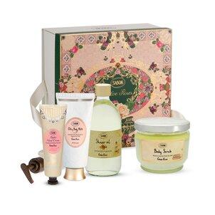 Gift Set Premium - Green Rose 1]