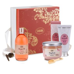 Gift Set Body Care Rose Tea - L