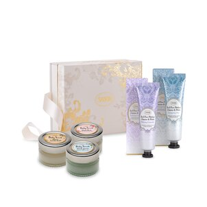Spring Gifts Gift Set Scrub On The Go - S