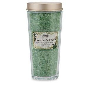 Bath Salt Blissful Green