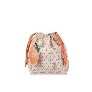 Organic Cotton Bag - Citrus Blossom