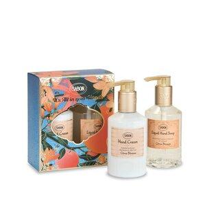 Cutii pentru cadouri Set cadou Citrus Blossom - Totul e în mâinile tale