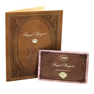 Card de fidelitate Royal Passport