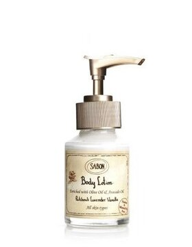 Travel size cosmetics Mini Body Lotion - Bottle Patchouli - Lavender - Vanilla