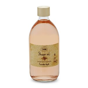 Soaps Shower Oil Lavender - Apple