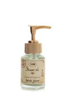 Travel size cosmetics Mini Shower Oil Jasmine