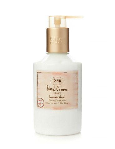 Crema de maini - Sticla Lavanda - Trandafir