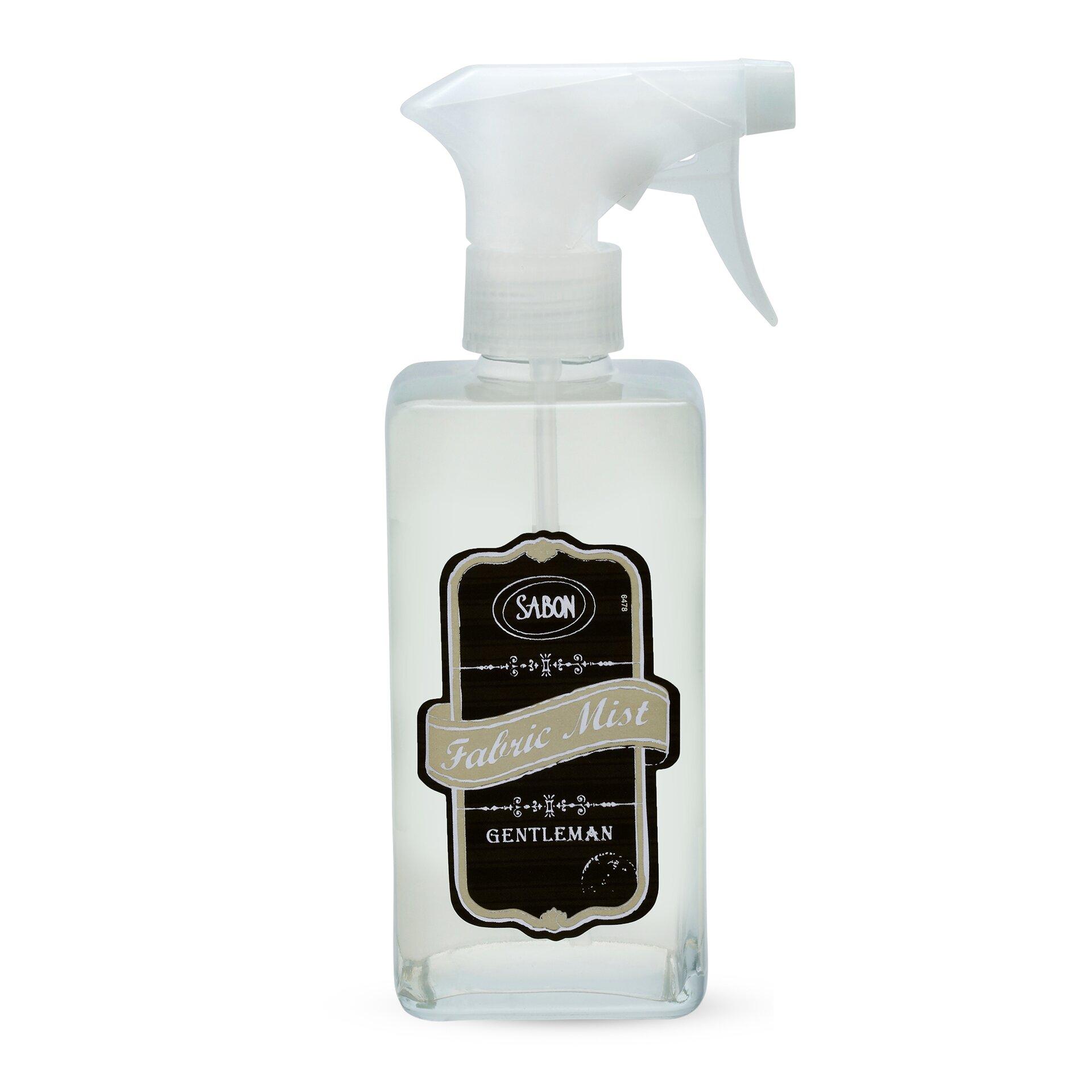 Parfum pentru textile Gentleman sabon.ro