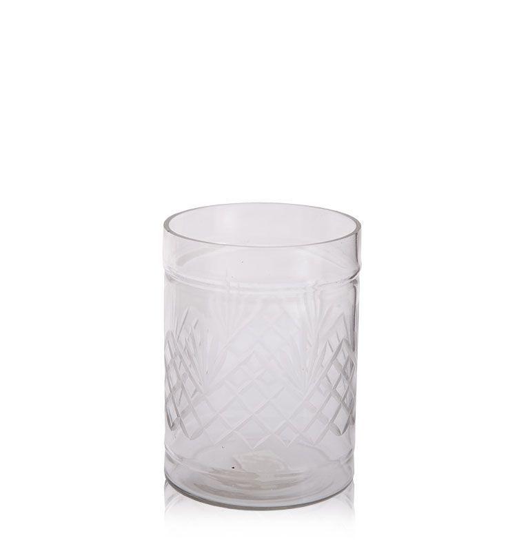 Bomboniera cu capac - Sticla