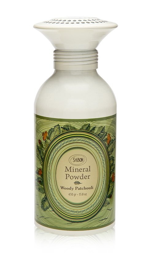 Pudra minerala Woody Patchouli