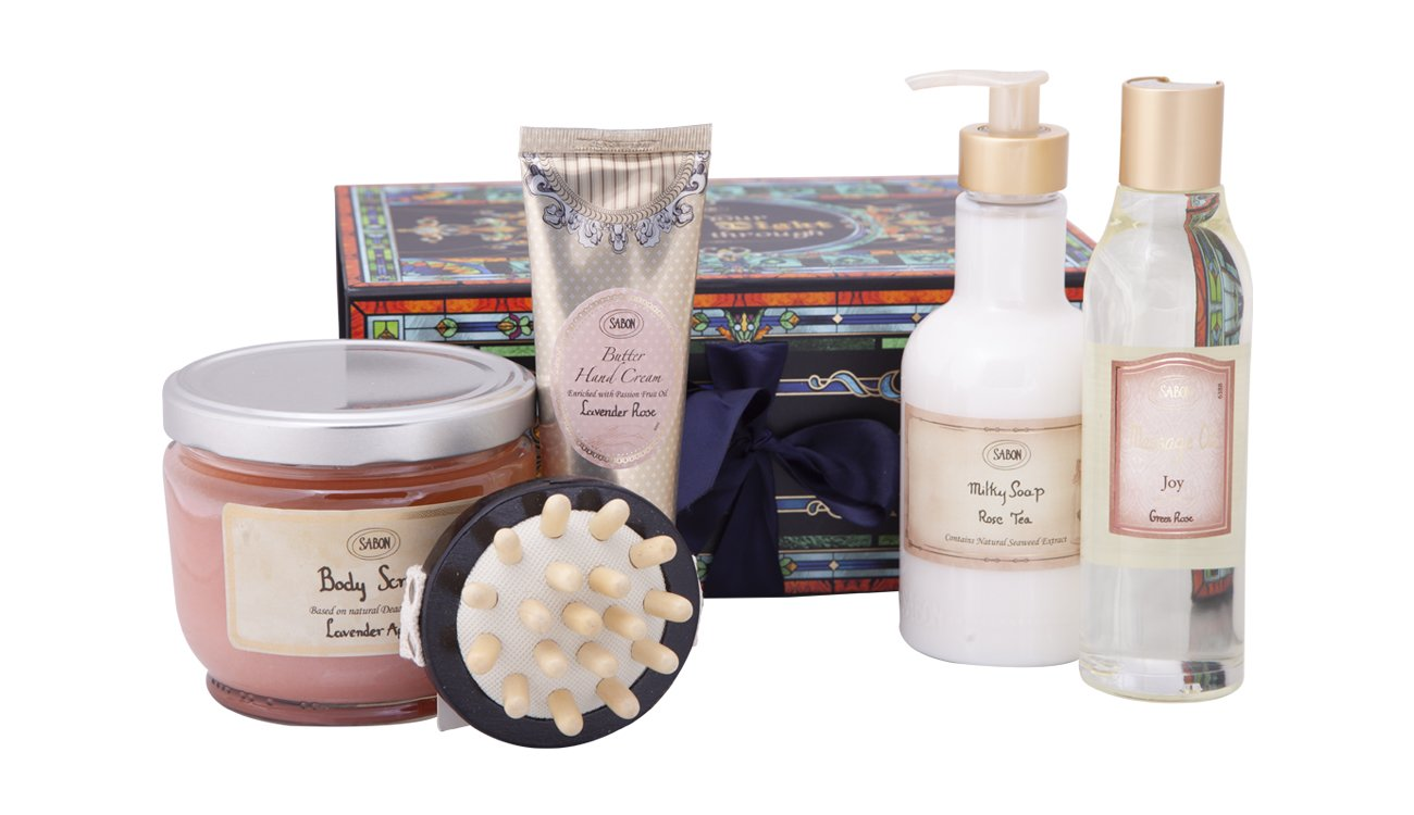 Gift Set Lavender-Rose.1