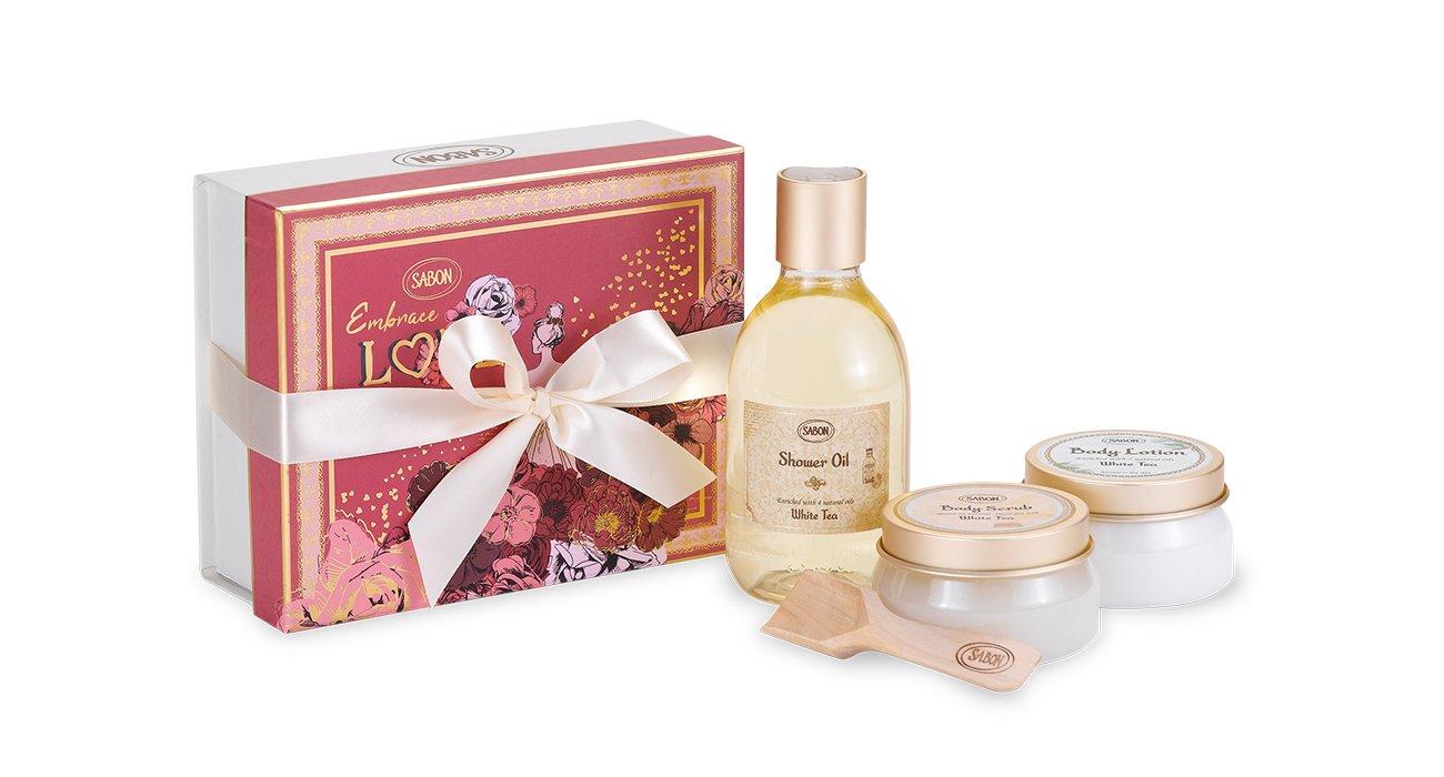 Gift Set White Tea - Body - S