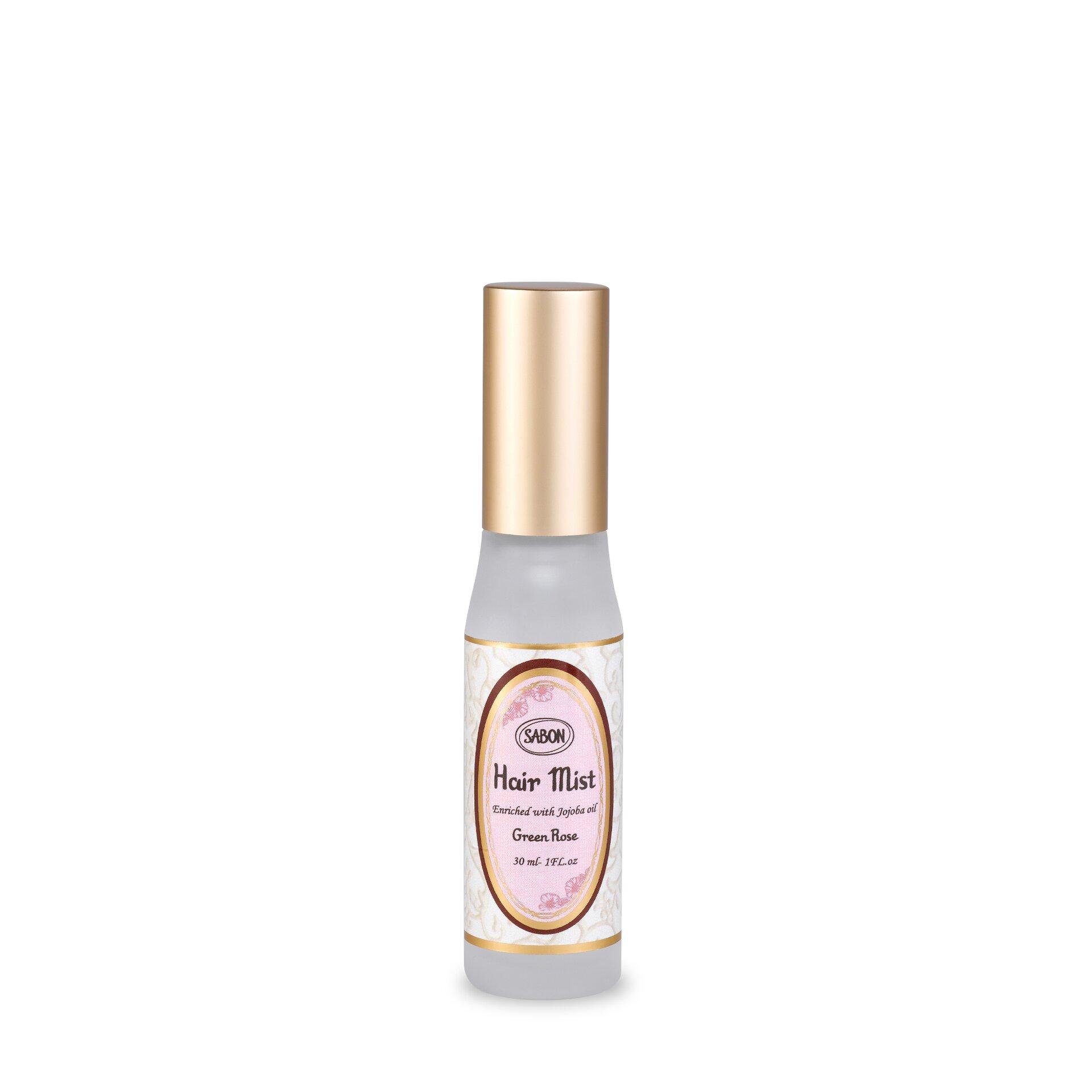 Spray de îngrijire pentru păr Green Rose sabon.ro